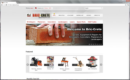 Bric-Crete Kilsyth P/L